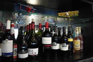 Skyhawk wine collection